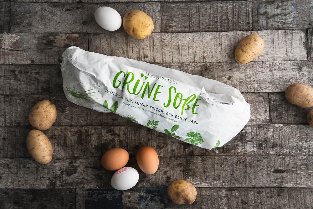 Grüne Soße Paket