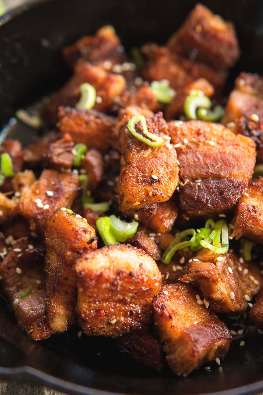 Rezept für Schweinebauch