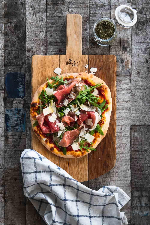Pizza Teig