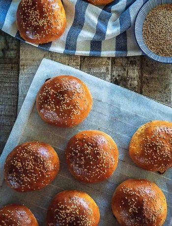 Burger Buns Rezept Foodblog mhhh!