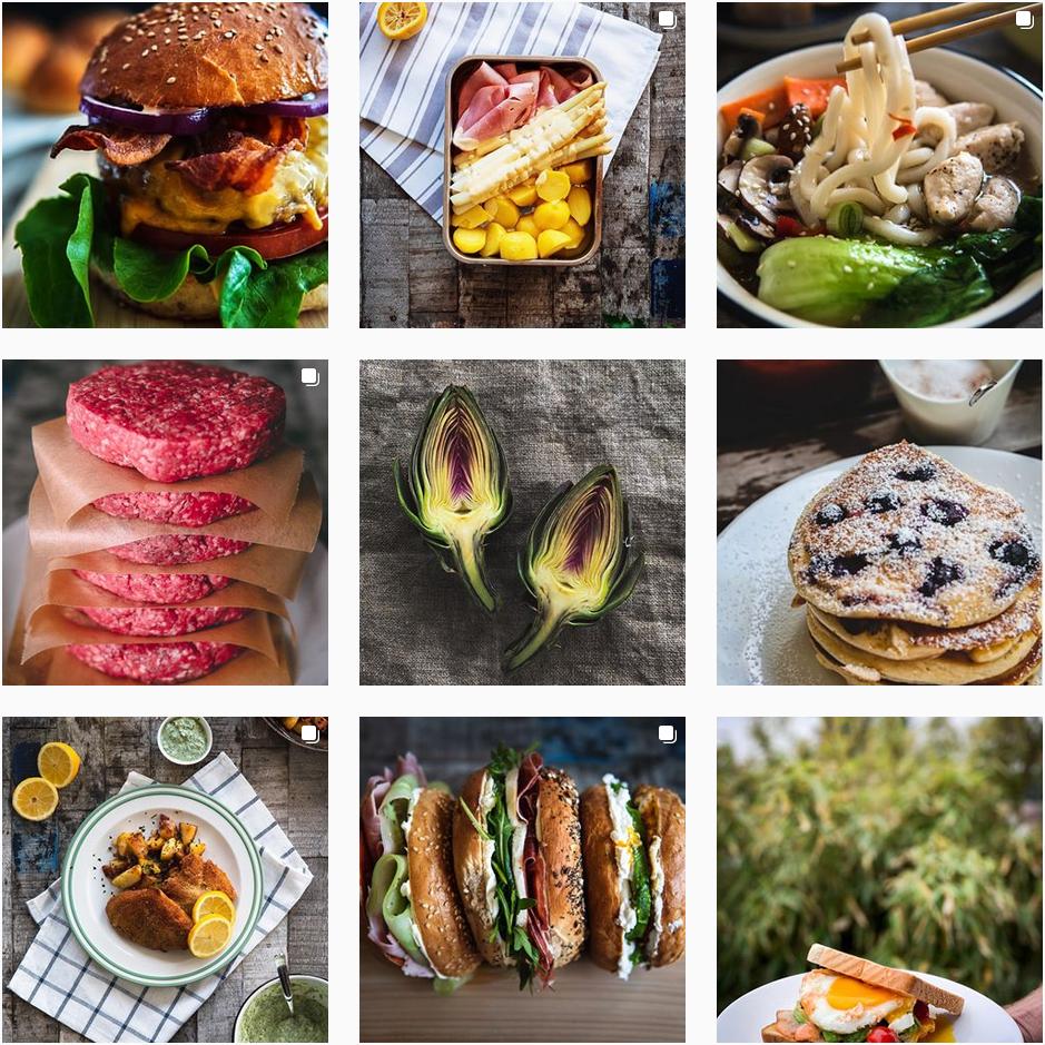 Ofen offen auf Instagram